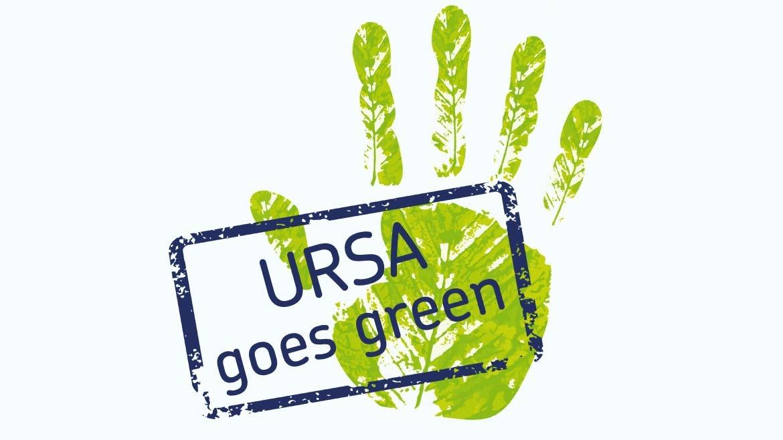 Ursa goes green